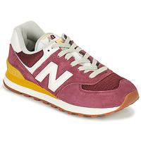 Boty Ženy Nízké tenisky New Balance 574 Bordó