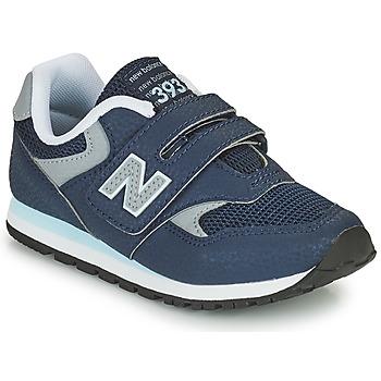 Boty Chlapecké Nízké tenisky New Balance 393 Modrá