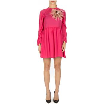 Textil Ženy Šaty Soallure ABITO M/RAGLAN AR.GEORGETTE bubble