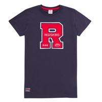 Textil Chlapecké Trička s krátkým rukávem Redskins TSMC180161-NAVY Tmavě modrá