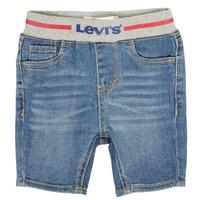 Textil Chlapecké Kraťasy / Bermudy Levi's 6EB819-M0P Modrá