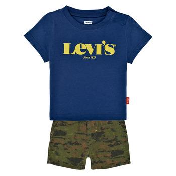 Textil Chlapecké Set Levi's 6EC678-U29