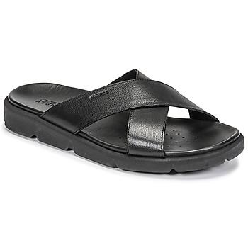 Boty Muži Sandály Geox U XAND 2S C Černá
