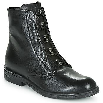 Boty Ženy Kotníkové boty Mjus PALLY Černá