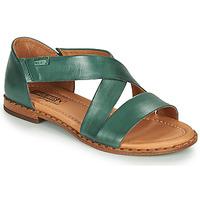 Boty Ženy Sandály Pikolinos ALGAR W0X Modrá