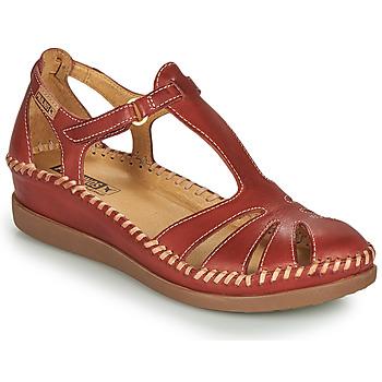 Boty Ženy Sandály Pikolinos CADAQUES W8K Červená
