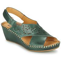 Boty Ženy Sandály Pikolinos MARGARITA 943 Modrá