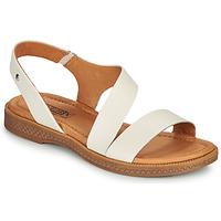 Boty Ženy Sandály Pikolinos MORAIRA W4E Bílá
