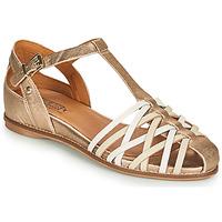Boty Ženy Sandály Pikolinos TALAVERA W3D Zlatá