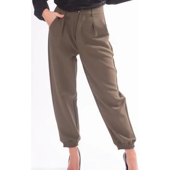 Textil Ženy Mrkváče Fracomina F320WP7001W05201 Bezbarvý