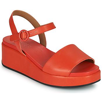 Boty Ženy Sandály Camper MISIA Červená