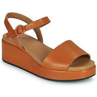 Boty Ženy Sandály Camper MISIA Hnědá