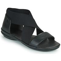 Boty Ženy Sandály Camper RIGHT NINA Černá