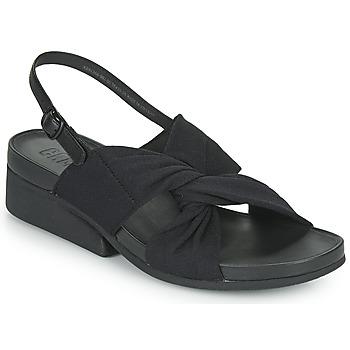 Boty Ženy Sandály Camper MINI KAAH Černá