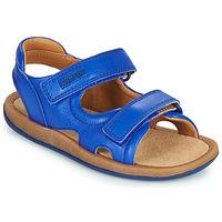Boty Chlapecké Sandály Camper BICHO Modrá