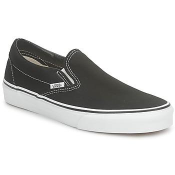 Vans Street boty CLASSIC SLIP-ON - Černá