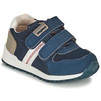 Boty Chlapecké Nízké tenisky Bisgaard STEVIE Tmavě modrá