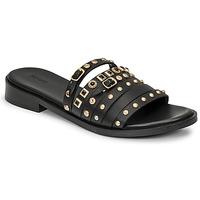 Boty Ženy Sandály Bronx THRILL Černá