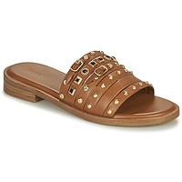 Boty Ženy Sandály Bronx THRILL Hnědá / Zlatá