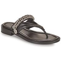 Boty Ženy Sandály Bronx NEW THRILL Černá