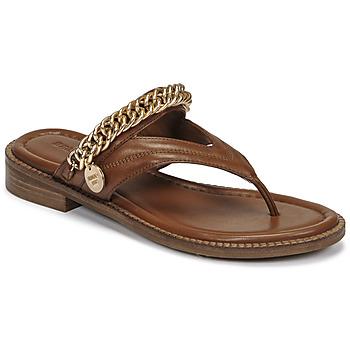 Boty Ženy Sandály Bronx NEW THRILL Hnědá / Zlatá