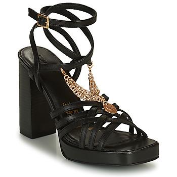 Boty Ženy Sandály Bronx NEW RENEE Černá