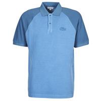 Textil Muži Polo s krátkými rukávy Lacoste POLO PH9745 Modrá