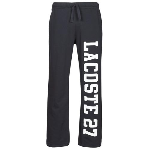 Textil Muži Teplákové kalhoty Lacoste XOUDO Tmavě modrá