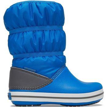 Boty Děti Zimní boty Crocs Crocs™ Crocband Winter Boot Kid's 35