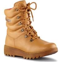 Boty Ženy Kotníkové boty Cougar Pillow Leather Tan