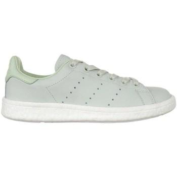 Boty Ženy Nízké tenisky adidas Originals Stan Smith Boost Zelené