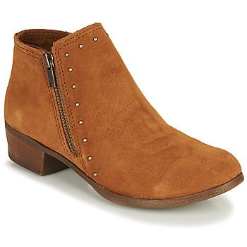 Boty Ženy Kotníkové boty Minnetonka BRIE BOOT Hnědá