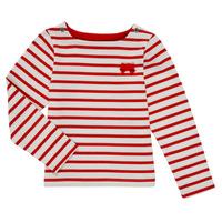 Textil Dívčí Trička s dlouhými rukávy Petit Bateau MAHALIA