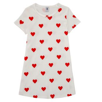Textil Dívčí Pyžamo / Noční košile Petit Bateau MARAMA