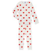 Textil Dívčí Pyžamo / Noční košile Petit Bateau MISON