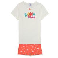 Textil Dívčí Pyžamo / Noční košile Petit Bateau MARSHA