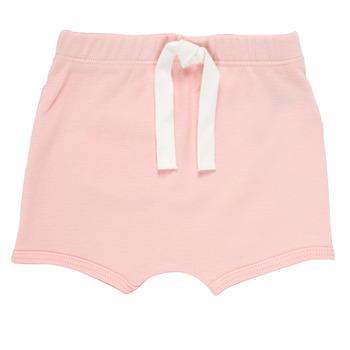Textil Chlapecké Kraťasy / Bermudy Petit Bateau MATHEO Růžová