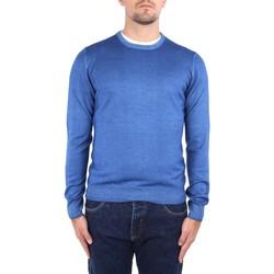 Textil Muži Svetry La Fileria 22792 55167 Modrá