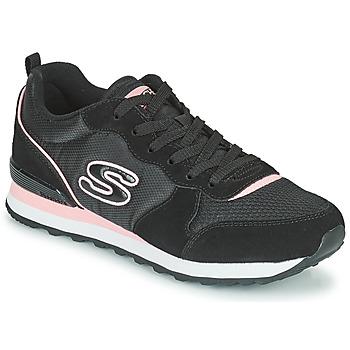 Boty Ženy Nízké tenisky Skechers OG 85 Černá / Růžová
