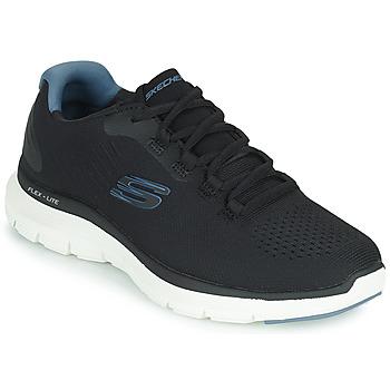 Boty Muži Nízké tenisky Skechers FLEX ADVANTAGE 4.0 Černá