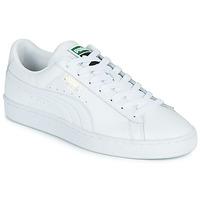 Boty Nízké tenisky Puma CLASSIC Bílá