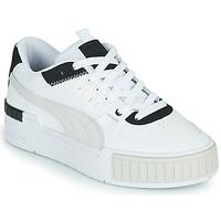 Boty Ženy Nízké tenisky Puma CALI SPORT Bílá / Černá