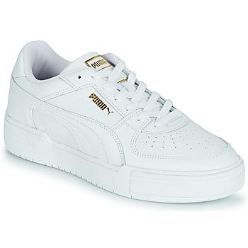 Boty Muži Nízké tenisky Puma CALI PRO Bílá