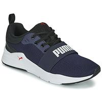 Boty Muži Nízké tenisky Puma WIRED Modrá