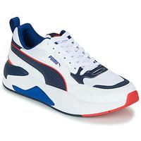 Boty Muži Nízké tenisky Puma XRAY2 Bílá / Černá / Modrá