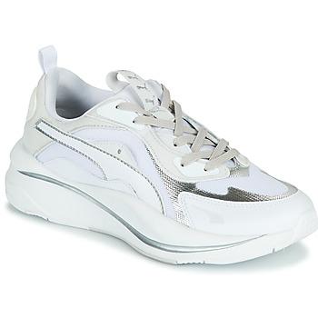Boty Ženy Nízké tenisky Puma RS CURVE GLOW Bílá