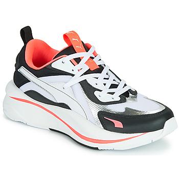 Boty Ženy Nízké tenisky Puma RS CURVE GLOW Bílá / Černá