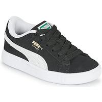 Boty Děti Nízké tenisky Puma SUEDE PS Černá