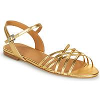 Boty Ženy Sandály Emma Go SASKIA Zlatá