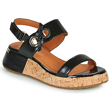 Boty Ženy Sandály Mam'Zelle CLIP Černá